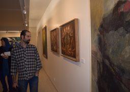 """استقبال مخاطبان از جدیدترین نمایشگاه گروهی """"گالری دید"""" + تصاویر"""