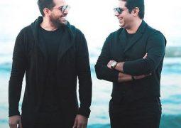 «دورهمی» شب یلدای مهران مدیری با ۲ خواننده مشهور + عکس