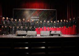 تصاویر آوای ایرانیان از شب سوم جشنواره موسیقی فارس