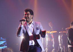 جشنواره ۳۳ / ادامه رکوردشکنی حامد همایون در دو قدمی ورزشگاه آزادی + تصاویر
