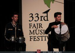 گزارشی از بخش نواحی جشنواره موسیقی جوان + تصاویر