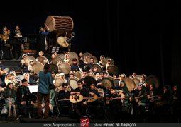 جشنواره ۳۳ / بازیگوشی کوچولوها در جشنواره موسیقی فجر + تصاویر