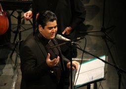 سالار به همراه ارکستر ملی ایران به سمنان میرود