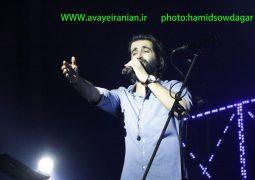 نخستین کنسرت هوروش بند در شهر رازها + عکس