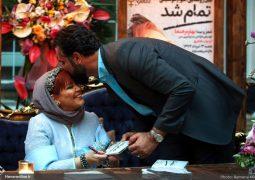 """رونمایی از """"تمام شد"""" بهاره رهنما با حضور شهرام ناظری + تصاویر"""