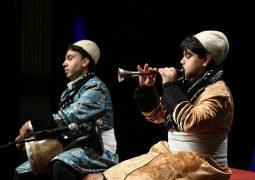 نغمههای لرستان در جشنواره ملی موسیقی جوان + تصاویر
