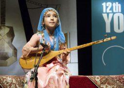 اجرای تنبور و آواز در هفتمین روز جشنواره ملی موسیقی جوان + تصاویر