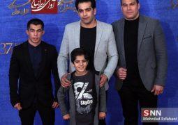 بازیگران غلامرضا تختی از کودکی تا میانسالی + عکس