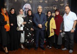 حضور هنرمندان در شب اول کنسرت مهران مدیری