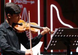 باخ به روایت ویلننوازان جشنواره موسیقی جوان