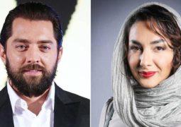 پخش تصویر هانیه توسلی از تلویزیون و حذف رادان از تلوزیون