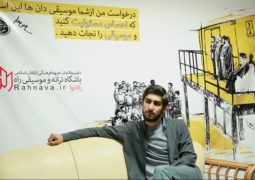 آغاز فصل جدید کاری «میلاد هارونی»  خواننده انقلابی