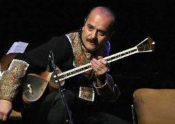 کیوان ساکت تکنواز ارکستر ملی میشود