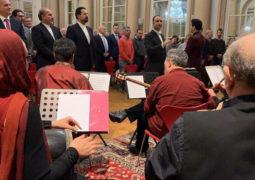 ارکستر سازهای ملی در براتیسلاوا کنسرت برگزار کرد