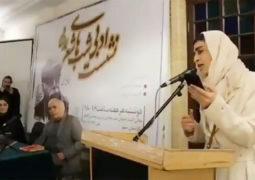 حمله به مهناز افشار ، تمسخر شعرخوانی اندیشه فولادوند و متلک به اخبارگوی ورزشی در بسته فرهنگی رسانه ملی!