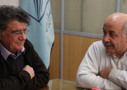 داود گنجهای برای اطلاع از وضعیت محمدرضا شجریان در بیمارستان حاضر شد