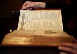نسخه قدیمی مجموعه آثار «شکسپیر» حراج میشود
