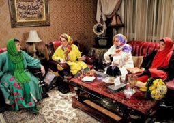 «شام ایرانی» به خانه نگین معتضدی و آشا محرابی رسید
