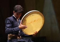 برگزاری هفتمین جشنواره تک نوازی دف در فرهنگسرای بهمن به صورت مجازی