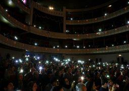 چراغ تالار وحدت به زودی روشن میشود؟