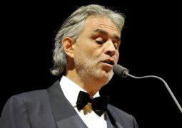 ابتلای اسطوره نابینای موسیقی ایتالیا به کرونا قبل از برگزاری کنسرت میلان