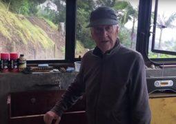 دیوید لینچ در روزهای کرونایی