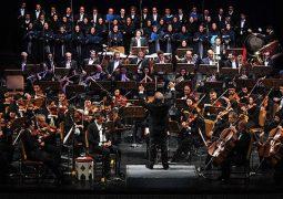 آماده شدن همنوازی خانگی صلح، برابری و برادری از ارکستر سمفونیک تهران و نوازندگان جهان