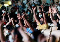 کیشوندان نگران هجوم ناقلان کرونایی هستند