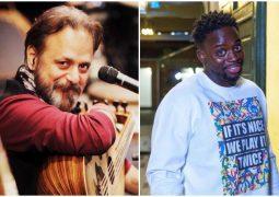 ریاکشن بلاگرهای خارجی به آهنگهای رستاک