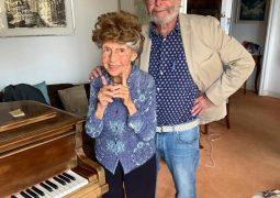پیانیست ۱۰۲ ساله آلبوم جدید منتشر کرد